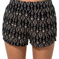 Diamond Tribal Soft Short