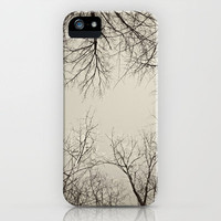 winter canopy  iPhone Case by Bethany Helzer (Riot Jane) | Society6