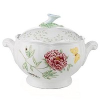 Butterfly Meadow® Covered Casserole with Ceramic Lid by Lenox