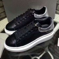 Alexander Mcqueen Fashion Casual Sneakers Sport Shoes-4