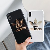 """Luxury """"Adidas"""" Case for iPhone 7 7 Plus XR XS MAX"""