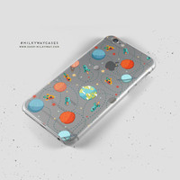 Clear TPU Case Cover for Apple iPhone - Space Case