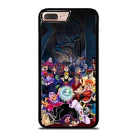 DISNEY PRINCESS VILLAINS iPhone 8 Plus Case Cover