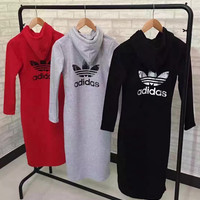 Adidas Original Women's Hooded Dress