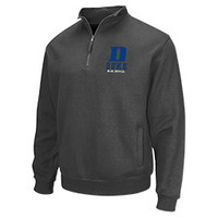 Men's Stadium Duke Blue Devils College Cotton Quarter Zip Sweatshirt | Finish Line