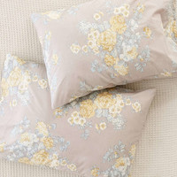 Veronica Chintz Floral Pillowcase Set | Urban Outfitters