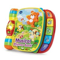 Musical Rhymes Book VTech Interactive Talking kids book