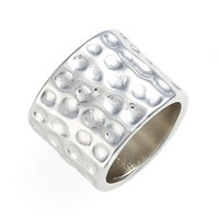 Jules Smith Hammered Band Ring   Nordstrom