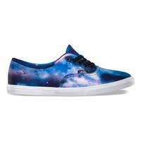 Cosmic Galaxy Authentic Lo Pro | Shop Womens Shoes at Vans