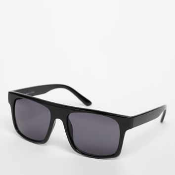 ASOS Flat Brow Sunglasses