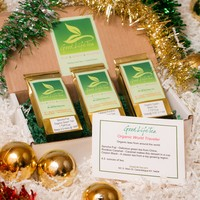 Organic World Traveler Holiday Tea Gift Set - On Sale