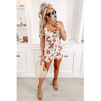 A439 IVORY FLORAL