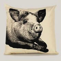 Pig Pillow Medium