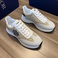 DIOR  Men's 2020 New Fashion Casual Shoes Sneaker Sport Running Shoes