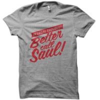 Better Call Saul T-Shirt from These Shirts