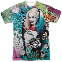 Suicide Squad Harley Psychedelic Puddin