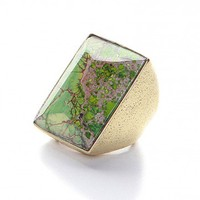 Johnny Was | Large Stone Ring - Jewelry - Accessories