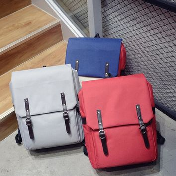 Backpack Bolsa Travel 2017 Hot new Fashion Unisex Casual Laptop Computer Backpack drop shipping 17jun21