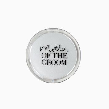 Mother of the Bride/Mother of the Groom Compact Mirror