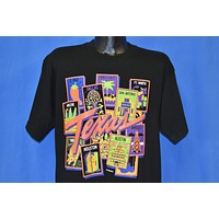 90s Texas Cities Tourist t-shirt Large