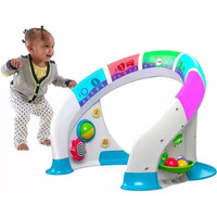 Fisher-Price Bright Beats Smart Touch Play Space - Walmart.com