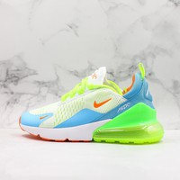 Nike Air Max 270 Multi White Running Shoes - Best Deal Online