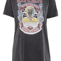 Iron Maiden T-Shirt Dress by And Finally - New In Dresses - New In
