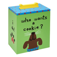 Who Wants a Cookie Dog Treat Box