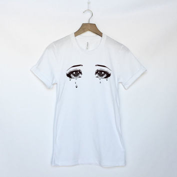 Anime Manga Sailor Moon Eyes T-Shirt