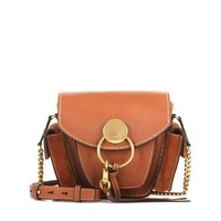 Chloé Caramel Jodie Mini Leather Bag