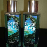 Victoria's Secret PINK BEACH Summer Crush Limited Edition Mist 8.4 fl oz NEW 2x