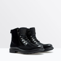 Antik leather boot