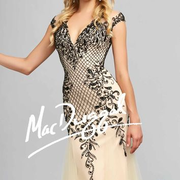 Mac Duggal Couture 82119D Dress