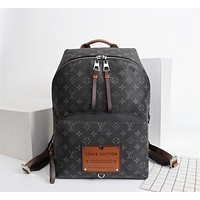 LV Louis Vuitton MEN'S MONOGRAM Eclipse CANVAS APOLLO BACKPACK BAG