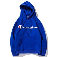 Boys & Men Champion Fashion Casual Top Sweater Pullover Hoodie