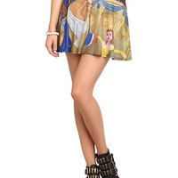 Disney Beauty And The Beast Skirt | Hot Topic