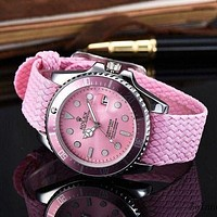 Rolex Ladies Men Fashion Quartz Watches Wrist Watch-2