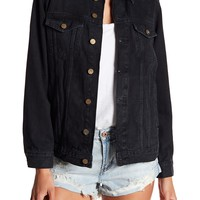 DL1961 | Front Button Denim Jacket | Nordstrom Rack