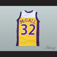Sanaa Lathan Monica Wright-McCall 32 Pro Career Basketball Jersey Love and Basketball