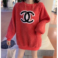 bags discount Women Long Sleeve Knitted Cardigan Loose Sweater Outwear Jacket Coat Sweater