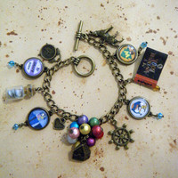 Up Inspired Deluxe Charm Bracelet by KawaiiCandyCouture on Etsy