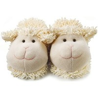 Aroma Home Aromahome Animal Fuzzy Friends Warm Womens Slippers Frog