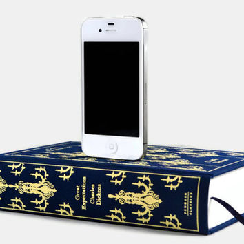 Great Expectations Clothbound Book Charger by CANTERWICK