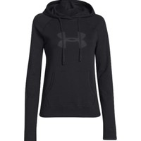 Under Armour Women's Pretty Gritty Big Logo Hoodie   DICK'S Sporting Goods