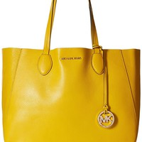 MICHAEL Michael Kors Mae Large Leather Tote