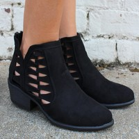 Live on the Edge Booties