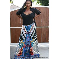Tribal Tina Skirt