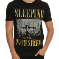 Sleeping With Sirens Faded Live T-Shirt