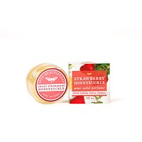 Strawberry Honeysuckle - Mini Solid Perfume