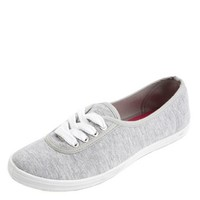 LOW CUT COTTON SNEAKERS